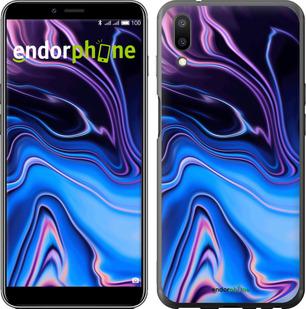 """Силиконовый чехол для Meizu E3 """"Узор воды"""" - интернет-магазин чехлов endorphone.com.ua"""