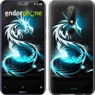 Чехлы для Nokia 6.1 Plus, - печать на силиконовых чехлах для Нокиа 6.1 плюс