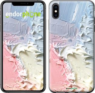 """Чехол для iPhone XS Max """"Пастель"""" - интернет-магазин чехлов endorphone.com.ua"""