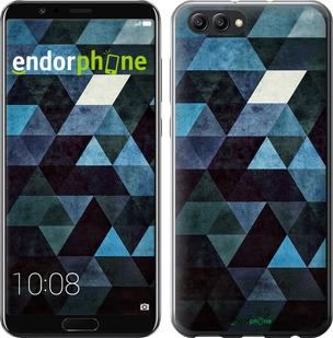 Чехлы для Huawei Honor V10 / View 10, - печать на силиконовых чехлах для Хуавей хонор в10