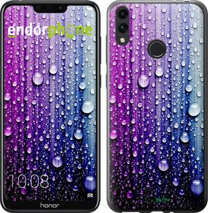 Чехлы для Huawei Honor 8C, - печать на силиконовых чехлах для Хуавей хонор 8с