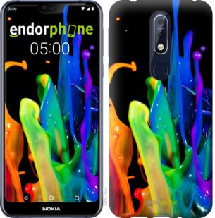 Чехлы для Nokia 7.1, - печать на силиконовых чехлах для Нокиа 7.1