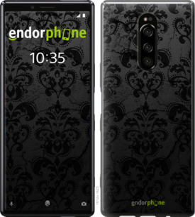 Чехлы для Sony Xperia 1 J9110, - печать на силиконовых чехлах для Сони иксперия 1 ж9110