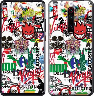 Чехлы для Xiaomi Mi 9T, - печать на силиконовых чехлах для Сяоми ми 9т