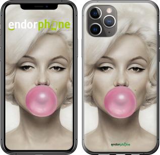 "Чехол для iPhone 11 Pro Max ""Мэрлин Монро"" - интернет-магазин чехлов endorphone.com.ua"