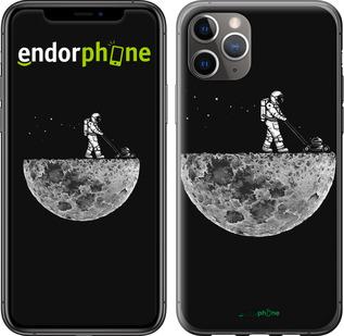 "Чехол для iPhone 11 Pro Max ""Moon in dark"" - интернет-магазин чехлов endorphone.com.ua"