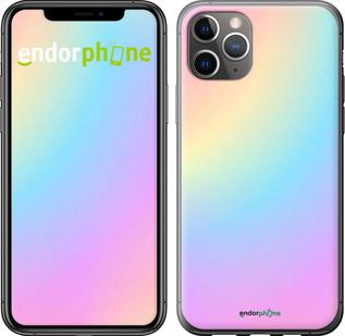 "Чехол для iPhone 11 Pro Max ""Радуга 2"" - интернет-магазин чехлов endorphone.com.ua"