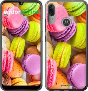 Чехлы для Motorola Moto E6 Plus, - печать на силиконовых чехлах для Моторола мото е6 плюс