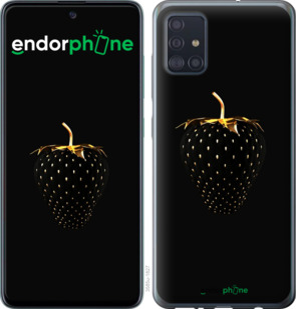 Чехлы для Samsung Galaxy A51 2020 A515F, - печать на TPU черных чехлах для Самсунг галакси а51 2020 а515ф