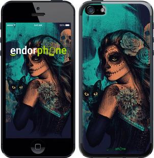 """Чехол для телефона """"Fantasy girl"""" - интернет-магазин чехлов endorphone.com.ua"""