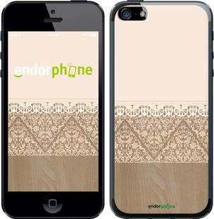 """Чехол для iPhone 5 """"Нежный узор"""" - интернет-магазин чехлов endorphone.com.ua"""