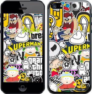 """Чехол для телефона """"Popular logos"""" - интернет-магазин чехлов endorphone.com.ua"""