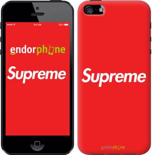 """Чехол для телефона """"supreme"""" - интернет-магазин чехлов endorphone.com.ua"""