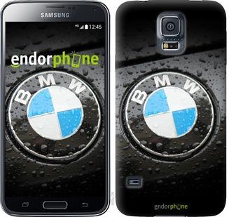 """Чехол для Samsung Galaxy S5 Duos SM G900FD """"BMW"""" - интернет-магазин чехлов endorphone.com.ua"""