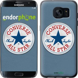 "Чехол для Samsung Galaxy S7 Edge G935F ""Converse. All star"" - интернет-магазин чехлов endorphone.com.ua"