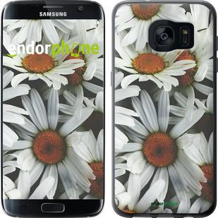 "Чехол для Samsung Galaxy S7 Edge G935F ""Ромашки v2"" - интернет-магазин чехлов endorphone.com.ua"