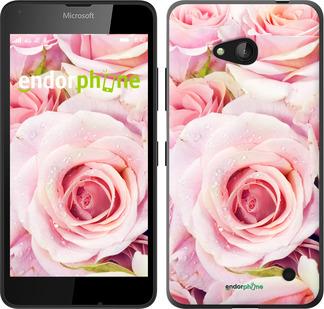 """Чехол для Microsoft Lumia 640 """"Розы"""" - интернет-магазин чехлов endorphone.com.ua"""