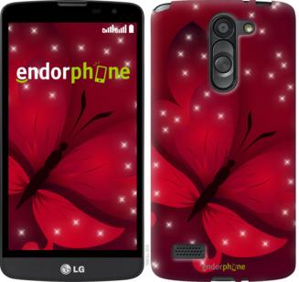 """Силиконовый чехол для LG L Bello D335 """"Лунная бабочка"""" - интернет-магазин чехлов endorphone.com.ua"""