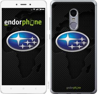 """Чехол для Xiaomi Redmi Note 4 """"Subaru. Logo"""" - интернет-магазин чехлов endorphone.com.ua"""