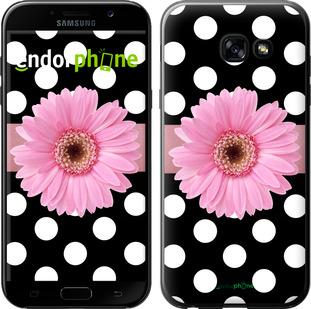 """Чехол для Samsung Galaxy A5 (2017) """"Горошек 2"""" - интернет-магазин чехлов endorphone.com.ua"""