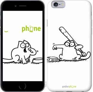 """для iPhone 6s """"Кот Саймона. Кушать!"""" - интернет-магазин чехлов endorphone.com.ua"""