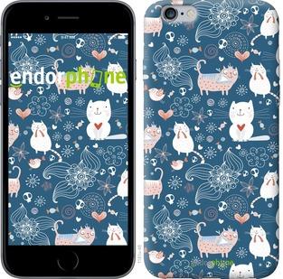 """Чехол для iPhone 6s Plus """"Котята v2"""" - интернет-магазин чехлов endorphone.com.ua"""