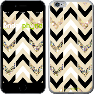 "Чехол для iPhone 6 Plus ""Шеврон 10"" - интернет-магазин чехлов endorphone.com.ua"