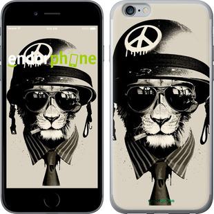 "Чехол для iPhone 6s Plus ""tattoo soldier"" - интернет-магазин чехлов endorphone.com.ua"