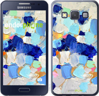 "Чехол для Samsung Galaxy A3 A300H ""Холст с красками"" - интернет-магазин чехлов endorphone.com.ua"