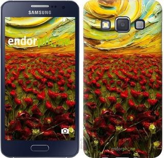 "Чехол для Samsung Galaxy A3 A300H ""Маки 3"" - интернет-магазин чехлов endorphone.com.ua"