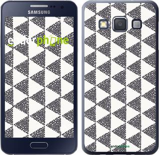 """Чехол для Samsung Galaxy A3 A300H """"Trigon"""" - интернет-магазин чехлов endorphone.com.ua"""