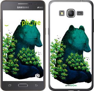 "Чехол для Samsung Galaxy Grand Prime VE G531H ""Мишка"" - интернет-магазин чехлов endorphone.com.ua"