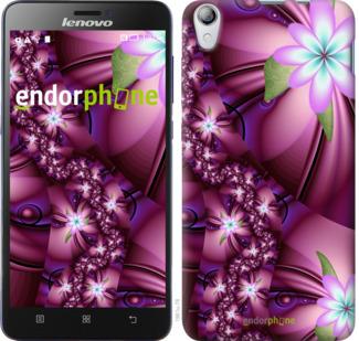 """Чехол для Lenovo S850 """"Цветочная мозаика"""" - интернет-магазин чехлов endorphone.com.ua"""