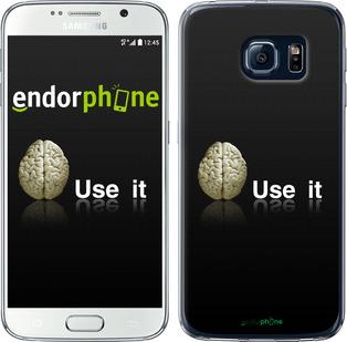 "Чехол для Samsung Galaxy S6 G920 ""Use it"" - интернет-магазин чехлов endorphone.com.ua"