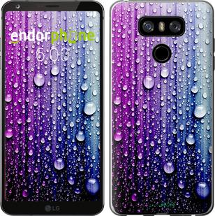 Чехлы для LG G6, - печать на силиконовых чехлах для ЛГ г6