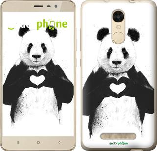 "Чехол для Xiaomi Redmi Note 3 pro ""All you need is love"" - интернет-магазин чехлов endorphone.com.ua"