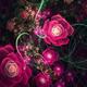 """Чехол для Samsung Galaxy Core Prime VE G361H """"Абстрактные цветы 3"""" - интернет-магазин чехлов endorphone.com.ua"""