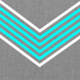 """Чехол для iPhone XS Max """"Абстрактные полосы"""" - интернет-магазин чехлов endorphone.com.ua"""