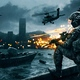 "Чехол для Samsung Galaxy S2 Plus i9105 ""Battlefield 4 v3"" - интернет-магазин чехлов endorphone.com.ua"