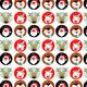 "Чехол для Samsung Galaxy J7 J700H ""Christmas 2"" - интернет-магазин чехлов endorphone.com.ua"