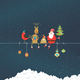 "Чехол для Samsung Galaxy J7 J700H ""Christmas v2"" - интернет-магазин чехлов endorphone.com.ua"
