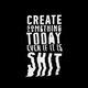 "Чехол для Xiaomi  ""Create Something Today 3"" - интернет-магазин чехлов endorphone.com.ua"