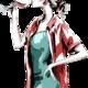 """Чехол для iPhone 11 Pro Max """"Девушка с бокалом"""" - интернет-магазин чехлов endorphone.com.ua"""