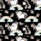 """Чехол для Lenovo S850 """"Единорог и кофе"""" - интернет-магазин чехлов endorphone.com.ua"""