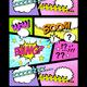 "Чехол для iPhone 11 Pro Max ""Комикс 1"" - интернет-магазин чехлов endorphone.com.ua"
