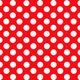 """Чехол для Asus Zenfone 3 ZE520KL """"Красный горошек"""" - интернет-магазин чехлов endorphone.com.ua"""