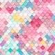 """Чехол для Samsung Galaxy J5 (2015) J500H """"Красочная черепица"""" - интернет-магазин чехлов endorphone.com.ua"""