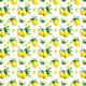 """Чехол для Asus Zenfone 3 ZE520KL """"Лимончики"""" - интернет-магазин чехлов endorphone.com.ua"""