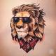 """Чехол для Lenovo S850 """"Lion 2"""" - интернет-магазин чехлов endorphone.com.ua"""