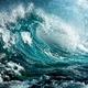 """Силиконовый чехол для Samsung Galaxy Core i8262 """"Морская волна"""" - интернет-магазин чехлов endorphone.com.ua"""